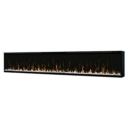 Dimplex XLF100 IgniteXL Built-In Linear Electric Fireplace, 100-Inch
