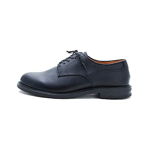 Scarpe Derby High-End Scarpe da Uomo in Pelle Scarpe Stringate Low-Cut Goodyear Business Moda E Comfort Black