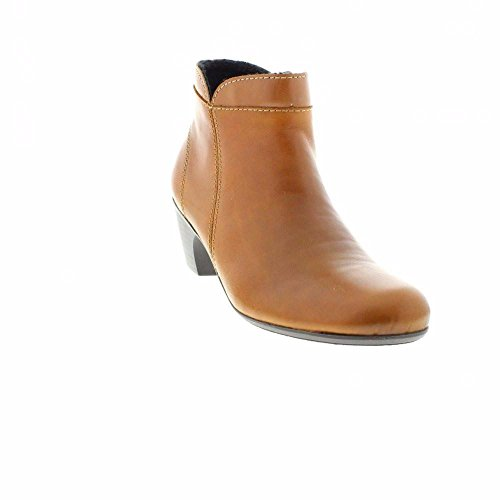 Rieker 70550/00, Women's Ankle Boots Tan