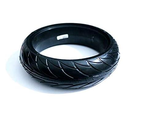 Amazon com : SPEDWHEL Universal Front Rear Solid Tyre Wheel