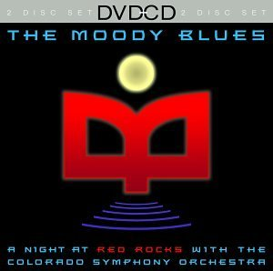 Night at Red Rocks by Moody Blues & Colorado Sym Orc (2002-10-22) (Red Orc)