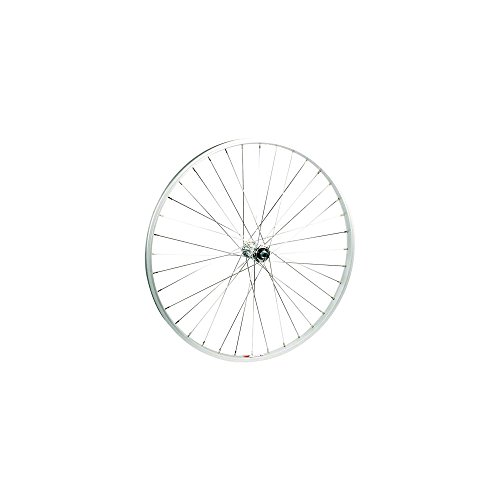 (Sta Tru Rear Wheel 650B/584x21mm Quick Release Axle with 36 Spokes 5-8 Speed, Silver)