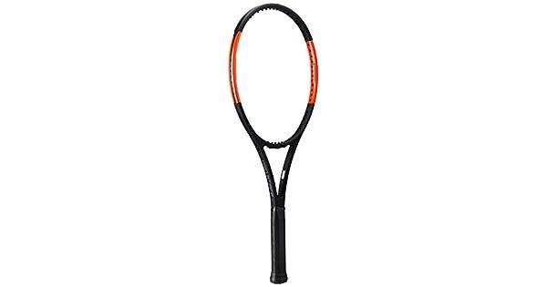 f230c7c5a Raquete Tennis Campo Wilson Pro Staff 97 Sem Corda Cor  PTO VERM - Tam  03   Amazon.com.br  Esportes e Aventura