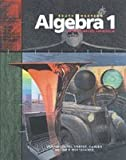 Algebra 1, Robert Gerver and Richard Sgroi, 0538680474