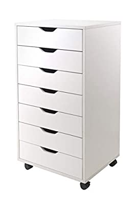 Winsome Halifax Cabinet for Closet/Office, 7 Drawers by Winsome Trading, Inc.