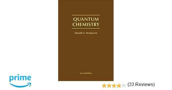 Quantum chemistry donald a mcquarrie 9781891389504 amazon quantum chemistry donald a mcquarrie 9781891389504 amazon books fandeluxe Images