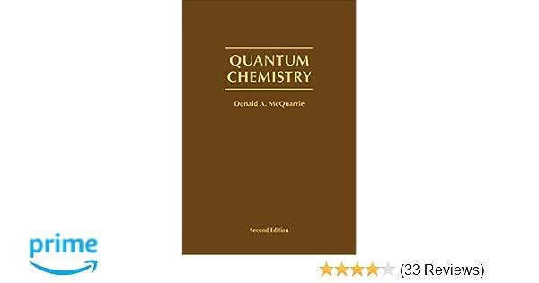 Quantum chemistry donald a mcquarrie 9781891389504 amazon quantum chemistry donald a mcquarrie 9781891389504 amazon books fandeluxe Choice Image