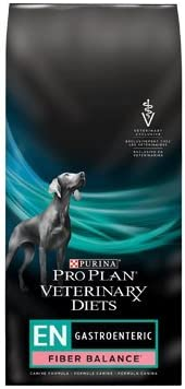 Purina Pro Plan Veterinary Diets EN Gastroenteric Fiber Balance Formula Dry Dog Food 18 lb