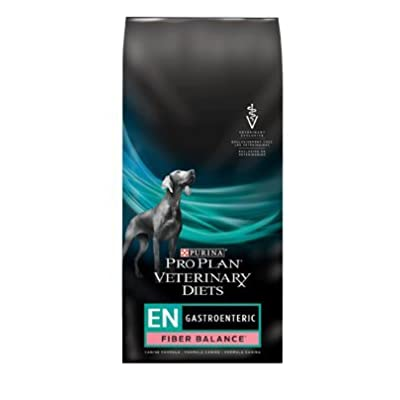 Purina Pro Plan Veterinary Diets EN Gastroenteric Fiber Balance Formula Dry Dog Food 6 lb