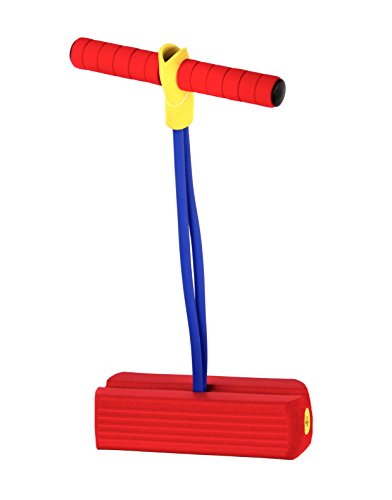 Kidoozie Foam Pogo Jumper - Fun and Safe Play - Encourages an...