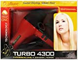 Allure Turbo 4300 Tourmaline/Ceramic/Ionic Hair Dryer Review