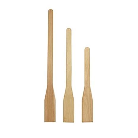 36 Wooden Mixing Paddle Update International MPW-36