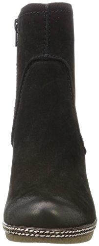 Noir Bottes Shoes Gabor Schwarz Comfort Micro Sport 47 Femme Ta746w