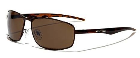 Occhiali da Sole X-Loop - Sport - Ciclismo - Sci - Driving - Moto - Spiaggia - Stile - Moda / Mod. 4270 Rame e Maronne QtJYvXJe