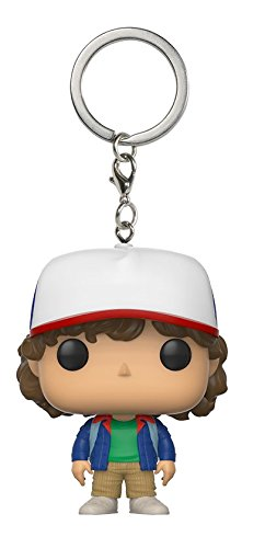 Funko Pop Keychain Stranger Things Dustin Action Figure