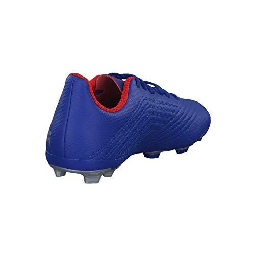 competitive price b566e 68377 4 De Adidas Bleu Predator Chaussures Enfant Fxg Mixte J 19 Football BxYEqYwT