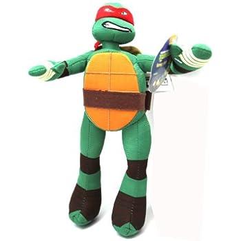 Amazon.com: Teenage Mutant Ninja Turtle Peluche de peluche ...