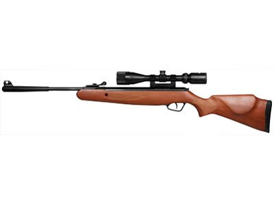 Stoeger Arms X20 Wood Breakbarrel Air Rifle Combo air rifle