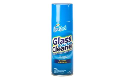 Clean Touch 9660 Citrus Scent Glass and Surface Cleaner Spray