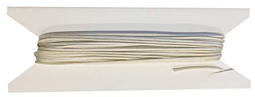 NCMORIN – FREE SHIPPING 25 feet 1.8mm Alabaster Window Blind Cord, String – Horizontal Blinds & Roman Shades