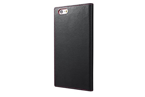 iPhone 6 Plus luxury case, limited edition, by Gramas (black/red)