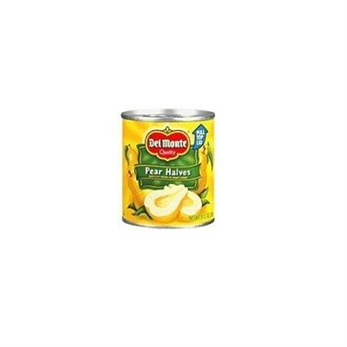 Del Monte Pear Halves, 8.5-Ounce Packages (Pack of 12) by Del Monte (Image #4)
