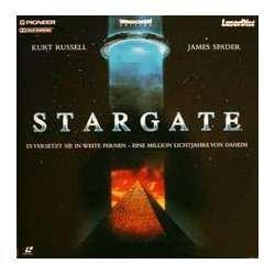 Stargate (Widescreen) Laser Disc