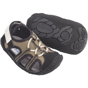 Rileyroos Patrick Sand Size 3-6 Months (Rileyroos Shoes Baby)
