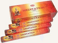 Hem Meditation Incense Sticks 120ct