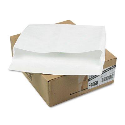 Tyvek Booklet Park Quality (Quality Park Tyvek Booklet Expansion Mailer, 12 x 16 x 2, White, 100/Carton)