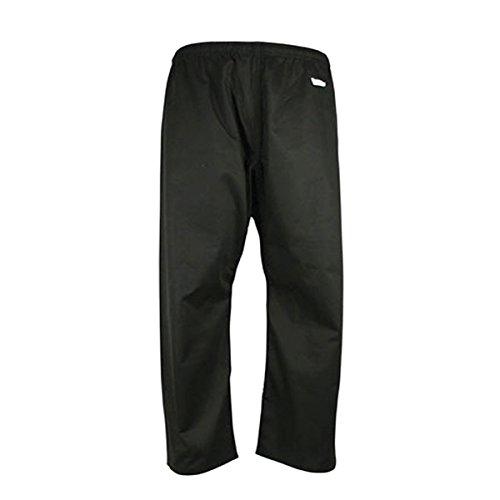 Karate Pants Black 8oz Pacific