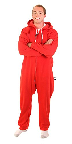 Forever Lazy Heavyweight Adult Onesie - Low Alerts - XS -