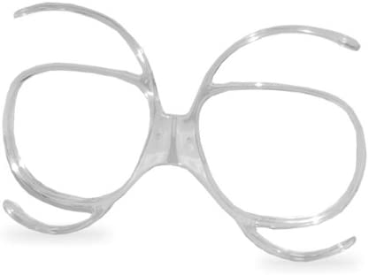 Prescription Ski Goggles Rx Insert Optical Adaptor Universal Size For Ski Sport