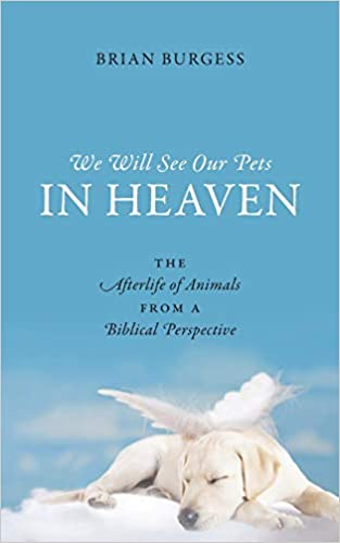 We Will See Our Pets In Heaven The Afterlife Of Animals From A Biblical Perspective Burgess Brian 9781478716976 Amazon Com Books