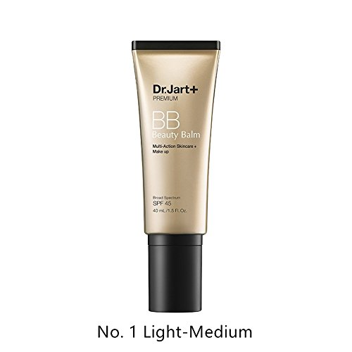 Dr. Jart + prime beauté Baume fps 45, n ° 1 Light - Medium, 1,5 once