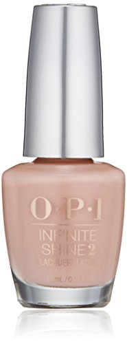 OPI Infinite Shine, Half Past Nude, 0.5 fl. oz.
