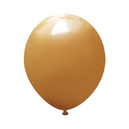 Neo LOONS 12 Pastel Brown Premium Latex Balloons -- Great for Kids , Adult Birthdays, Weddings , Receptions, Baby Showers, Water Fights, or Any Celebration, Pack of 100