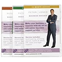 Peter Jones Business Builder, 12 months access