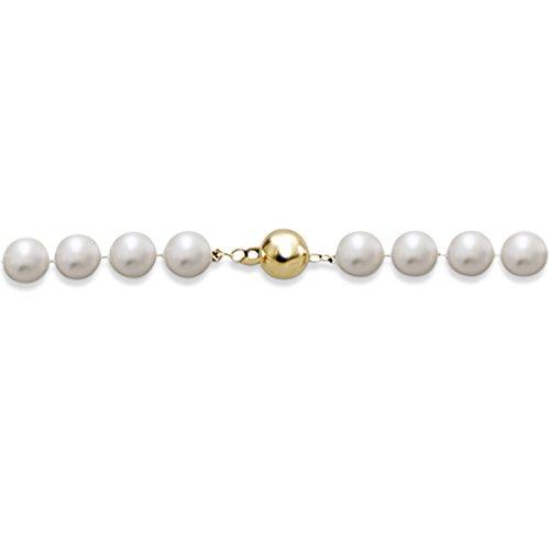goldmaid Femme  14carats (585/1000)  Or jaune #Gold  Ronde Perles de culture d'eau douce