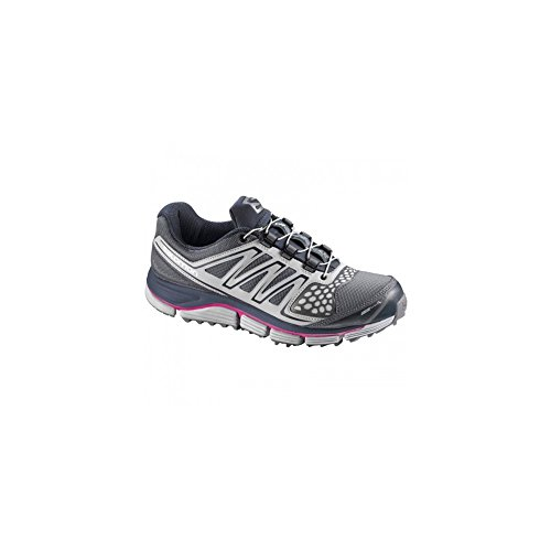 Salomon Femmes Crossmax 2 CS (imperméable) / 352322 - gris, US 7,5