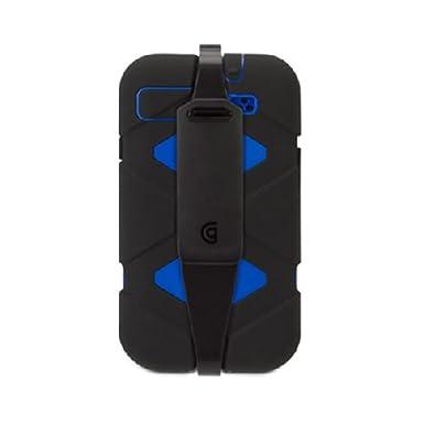 Griffin Survivor Case for Samsung Galaxy S5 - Retail Packaging - Black/Blue