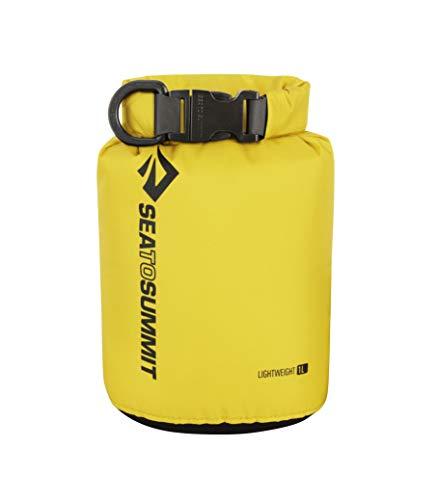 Sea to Summit Lightweight Dry Sack,Yellow,XX-Small-1-Liter