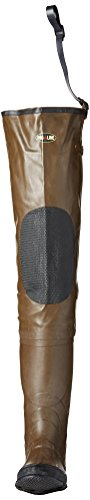 US INSULATED 2011F BLACK 10 BOOT RUBBER STREAM MENS BROWN HIP 11 5 UK PROLINE OZqF6wxB
