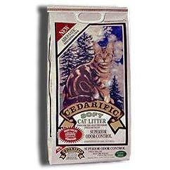 Amazon.com: cedarific Natural Cedar chips Aserrín para gatos ...