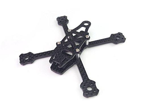 usmile 95x 95mm micro carbon fiber quadcopter frame - Micro Quadcopter Frame