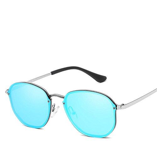 Chahua Les lunettes rétro européens et américains de la mode lunettes de soleil Lunettes de soleil Lunettes des pilotes génériques les hommes et les femmes.