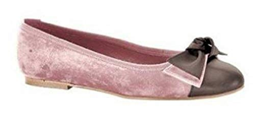 Pink Leather Ballerina Pink Anyo Leather Anyo Anyo Ballerina Pink Ballerina Leather Pink HwEq4xTvn