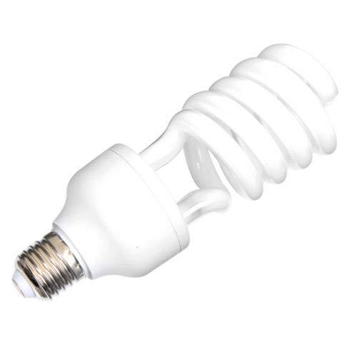 FidgetFidget Bulb Lamp Photography Energy Saving 45W 5500K Spiral Continuous Lighting Bulb chunnieUSW-PRAV-1013-DB02B7E04B