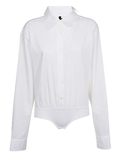 Unravel Camisa Blanco Project Mujer Uwdd027r180890010100 Algodon OwXOrzq