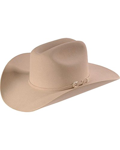 883383049657 - Stetson Men's Skyline Hat, Silver Belly, 7 1/8 carousel main 0